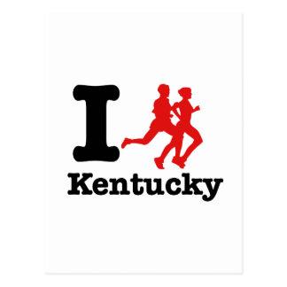 I run Kentucky Postcard