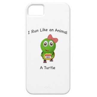 I Run Like an Animal - Turtle iPhone SE/5/5s Case