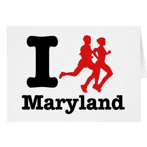I run Maryland Card