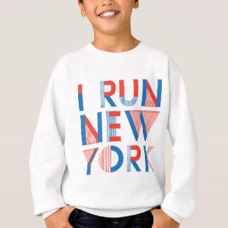 I Run New York Sweatshirt