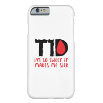 I Run on Coffee & Insulin Diabetes Awareness Barely There iPhone 6 Case