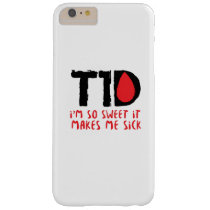 I Run on Coffee & Insulin Diabetes Awareness Barely There iPhone 6 Plus Case