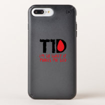 I Run on Coffee & Insulin Diabetes Awareness Speck iPhone Case