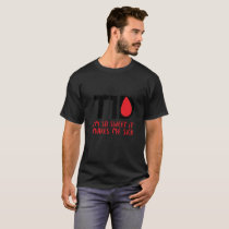 I Run on Coffee & Insulin Diabetes Awareness T-Shirt