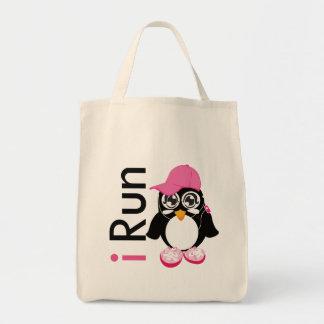 i Run Penguin Bag