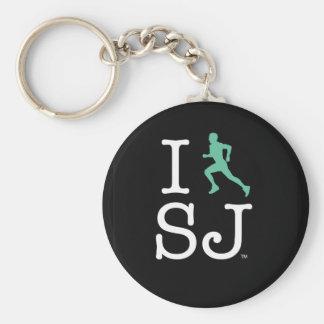 I Run SJ Keychain