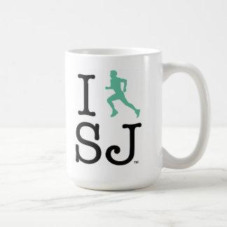 I Run SJ Mug