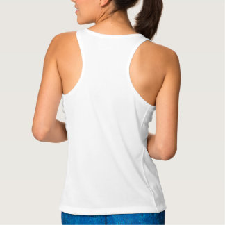 I Run This-Central Park Workout Tank Top