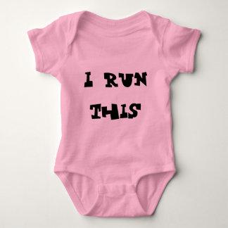 I run this t shirt