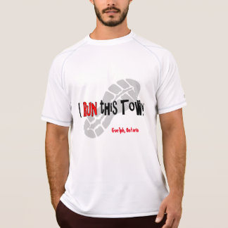 I Run This Town - Champion SS T-Shirt