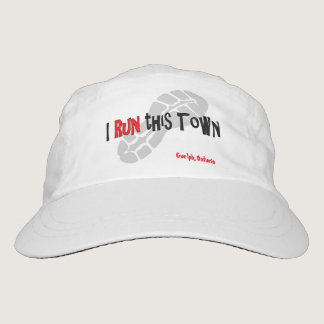 I Run this Town Customizable Hat