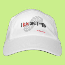 I Run this Town Customizable Hat