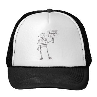 I Rust, Therefore, I Am... Trucker Hat