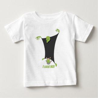 I said no! baby T-Shirt