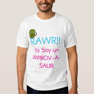 I SAID RAWR 2 T SHIRT