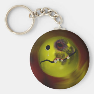 I said wipe that smile of your face! Keychain