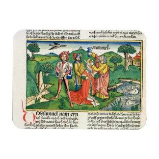 I Samuel 10 la coronación y el untar de Saul, Iman Flexible