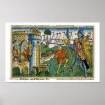 I Samuel 17 1-58 David defeats Goliath and meets S Poster