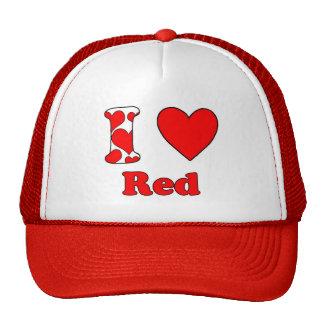 I save love trucker hat