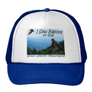 I Saw Bigfoot - Great Smoky Mountains Hat