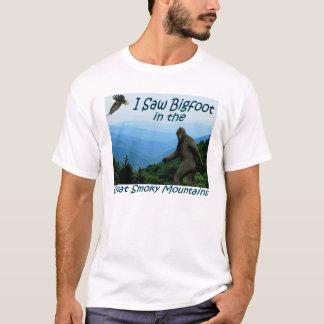 I Saw Bigfoot - Great Smoky Mountains Sleeveless T T-Shirt