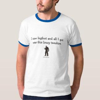 I saw bigfoot T-Shirt