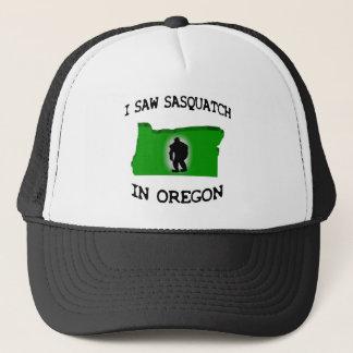 I Saw Sasquatch In Oregon Trucker Hat