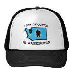 I Saw Sasquatch In Washington Hats