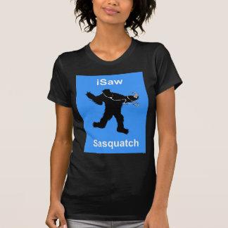 i Saw Sasquatch Music Shirts