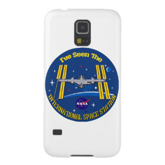I Saw The ISS!! Galaxy S5 Case