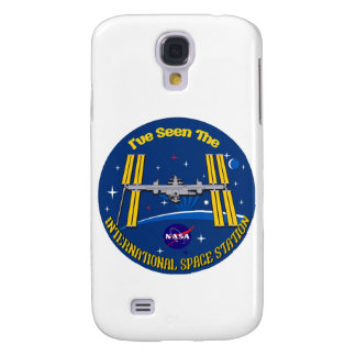 I Saw The ISS!! Samsung S4 Case