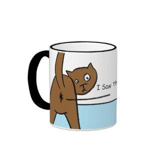 I saw this and thought of you mug