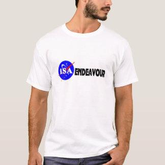 I Saw (Written to be said as NASA) Endeavour T-Shirt