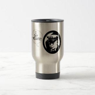 I say frigate travel mug