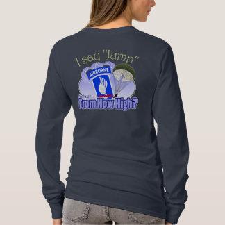 I Say Jump [173rd Airborne] T-Shirt