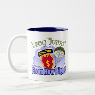 I Say Jump [25th Infantry Division] Mugs