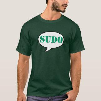 I say Sudo T-shirt