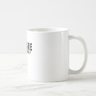 i scare my own family t-shirts.png coffee mug
