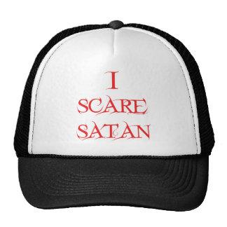 I Scare Satan Trucker Hat