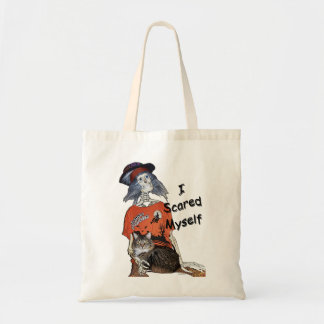 I Scared Myself Tote Bag