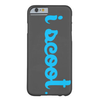 i scoot. DoubleWhip Iphone 6 case