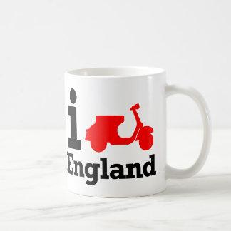 I Scooter England Coffee Mug
