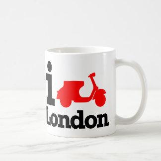 I Scooter London Coffee Mug
