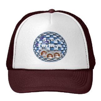 I Score with Turkeys Trucker Hat