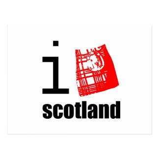 i-scotland_kilt postcard