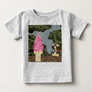 I Scream for Ice Cream Baby T-Shirt