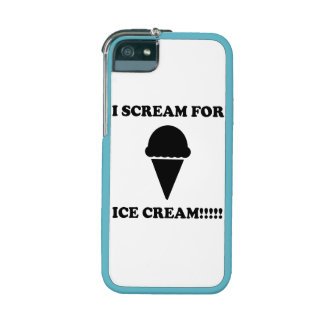 I Scream For Ice Cream Cover For iPhone 5/5S