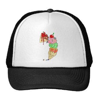 I Scream Trucker Hat