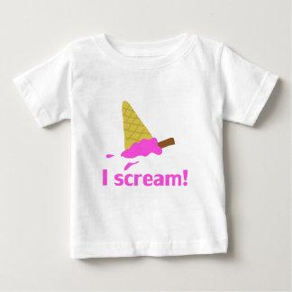 I SCREAM, ICE CREAM BABY T-Shirt
