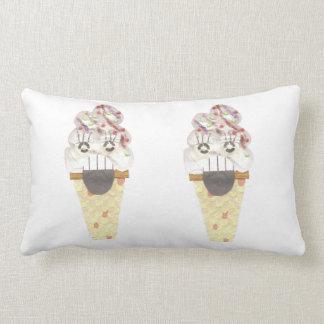 I Scream Lumbar Pillow